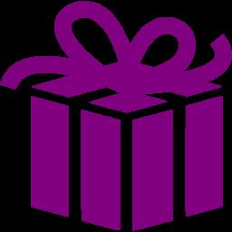 Ikonka świąteczny prezent